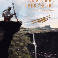 'Madame Livingstone. Congo: la Gran Guerra', historia de la Historia