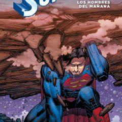 'Superman. Los hombres del mañana', Johns y el hombre de acero ¿hace falta decir más?