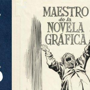 'Will Eisner. Maestro de la novela gráfica', de lo humano en la leyenda