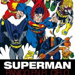 'Superman: Pánico en el Cielo', temed al coleccionista de planetas