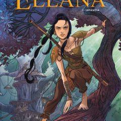 'La saga de Ewilan. Ellana 1. Infancia', a trompicones