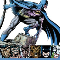 'Grandes Autores de Batman Neal Adams: ¿Hombre o Murciélago?', que pasen los siguientes
