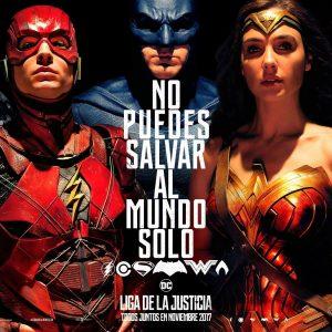 Nuevo y brutal trailer de 'Liga de la Justicia'