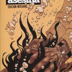 'Nana asesina. Edición integral', master class en noir