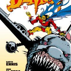 'Demon de Garth Ennis Volumen 2', macarras a todo ritmo