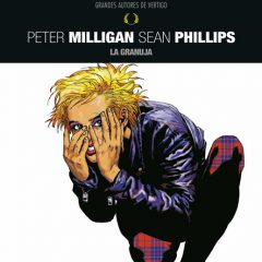 'GAV – Peter Milligan y Sean Phillips: La Granuja', esencia Vertigo