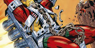 'El Cuarto Mundo de Jack Kirby Volumen 2', la grandeza sigue creciendo