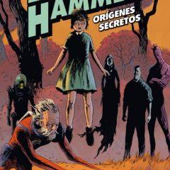 'Blackhammer: Los orígenes',  rústicos en superheroelandia