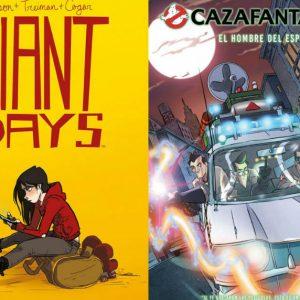 'Giant Days y Cazafantasmas', Fandogamia apuesta a lo grande