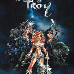 'Las guerreras de Troy', en la parte que vale la pena