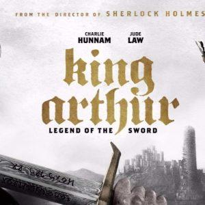 'Rey Arturo: La leyenda de Excalibur', 100% Ritchie…cool!!