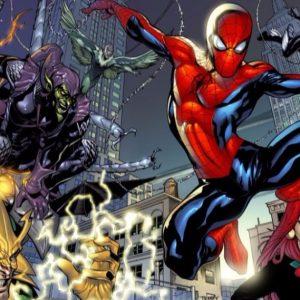 'Spiderman. Entre los muertos', Millar a medio gas