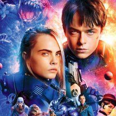'Valerian y la ciudad de los mil planetas', previsible entretenimiento