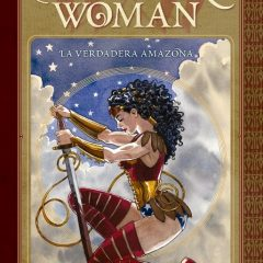 'Wonder Woman: La verdadera amazona', gloria a Jill Thompson
