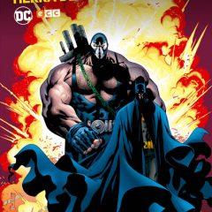 'Batman Tierra de Nadie Volumen 4', al Hombre Murciélago le faltan manos