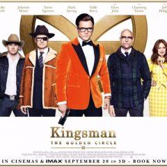 'Kinsgman: El círculo de oro', decepcionante