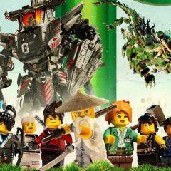 'La LEGO Ninjago película', esfuerzos denodados, resultados mediocres