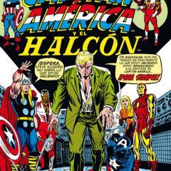 'Marvel Gold Capitán América y el Halcón: La Saga del Imperio Secreto', ¡traidor!