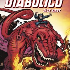 '100% Marvel HC El Dinosaurio Diabólico', delicia prehistórica a lo Kirby