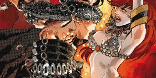 'Conan y Red Sonja', regreso a la grandeza