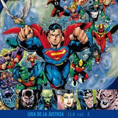 'Grandes Autores de Liga de la Justicia Grant Morrison Vol. 4', despedida por todo lo alto