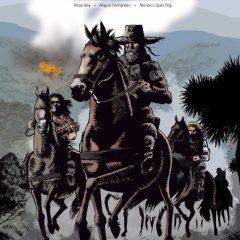 'La espada de San Eufrasio 1. La aldea maldita', historias feudales