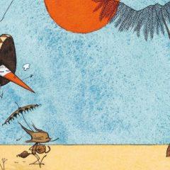 'Sabor a coco', absurda y genial…como la vida misma