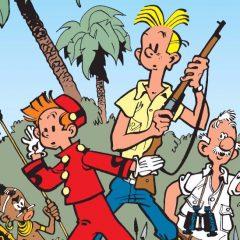 'Spirou y Fantasio Integral 1: Franquin (1946-1950)', el comienzo de una leyenda