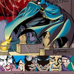 'GAB – Steve Englehart y Marshall Rogers: Extrañas Apariciones', la semilla del Batman moderno