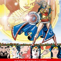 'Grandes Autores de Wonder Woman – George Perez: Rastros', el Olimpo de los dioses