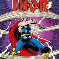 'Marvel Héroes El Poderoso Thor de Tom DeFalco y Ron Frenz Volumen 1', aquí huele a Kirby