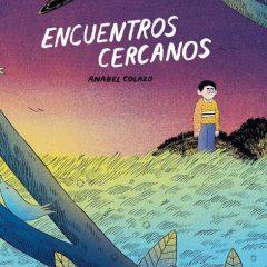 'Encuentros cercanos', un cómic extraño