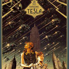 'Los tres fantasmas de Tesla 1. El misterio Shtokaviano', estimulante comienzo
