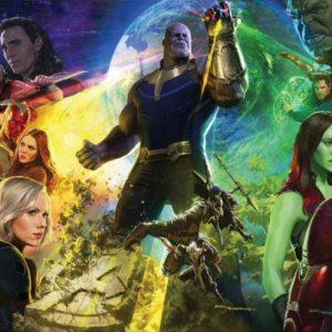 ¡Ya tenemos aquí el primer trailer de 'Vengadores: Infinity War'! ¡Madre del amor hermoso!
