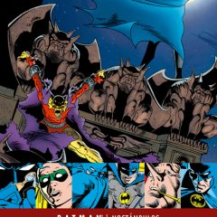'Grandes Autores de Batman: Norm Breyfogle – Noctámbulos', oscuro y sobresaliente