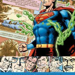 'GADS Dennis O´Neil y Curt Swan: Kryptonita Nunca Más', más poderoso que nunca