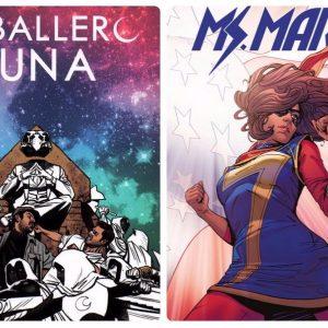 'Caballero Luna 6' & 'Ms. Marvel 6', todo lo que tiene un principio…