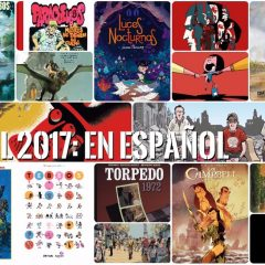 17 del 2017 (III): el tebeo español