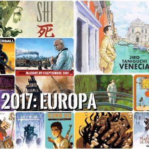 17 del 2017 (II): la BD europea