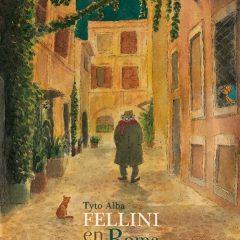 'Fellini en Roma', genio que mira a otro