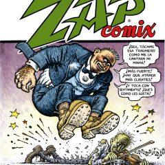 'El Último Zap Comix', privilegio underground