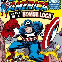 'Marvel Gold Capitán América y el Halcón: La Era de la Bomba Loca', el Rey, siempre el Rey