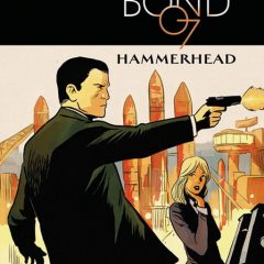 'James Bond: Hammerhead', al servicio del lector