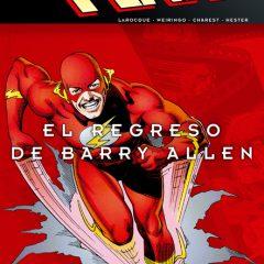 'Flash de Mark Waid: El Regreso de Barry Allen', ¿dónde has estado todo este tiempo?
