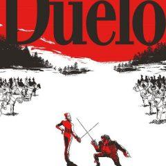 'Duelo', Conrad en viñetas