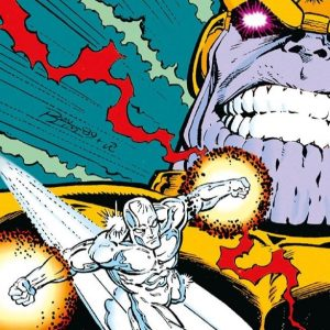 'El renacimiento de Thanos', Starlin que estás en las estrellas