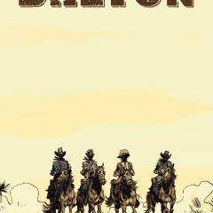 'Los Dalton', sin rastro de Lucky Luke
