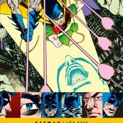 'Grandes Autores de Batman – Marv Wolfman y George Pérez: Año Tres', cosa fina, oigan