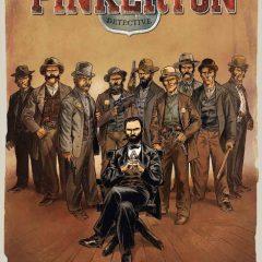 'Pinkerton volumen 1', detectives para la historia