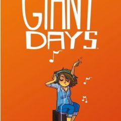 'Giant Days Volumen 2', aquellos maravillosos (y divertidos) años